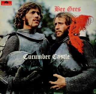 Bee Gees Cucumber Castle cover art