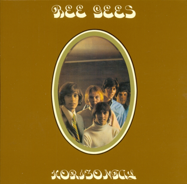 Bee Gees Horizontal cover art