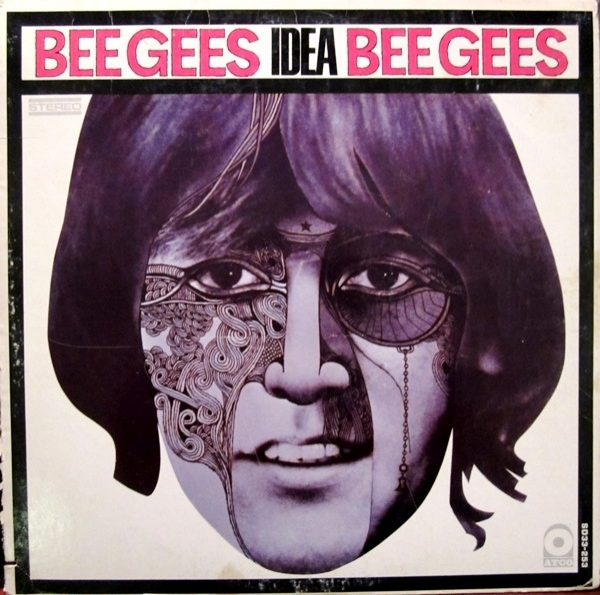 Bee Gees Idea cover art