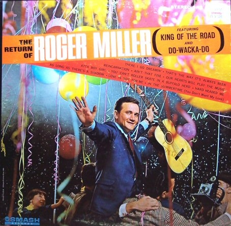 Roger Miller The Return of Roger Miller cover art