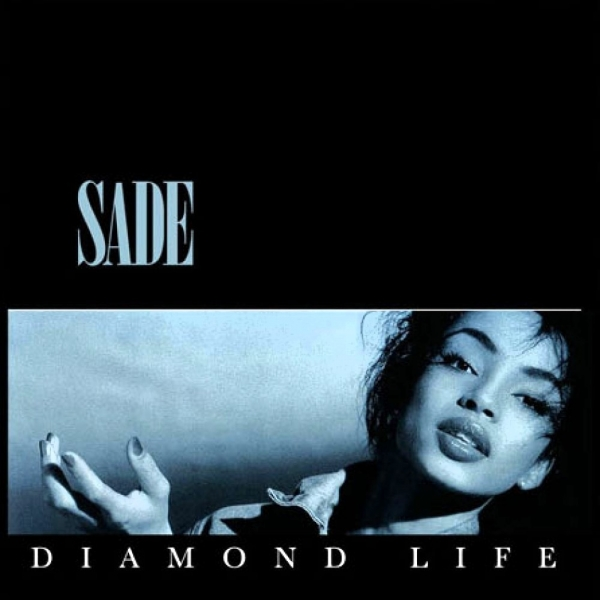 Sade Diamond Life cover art