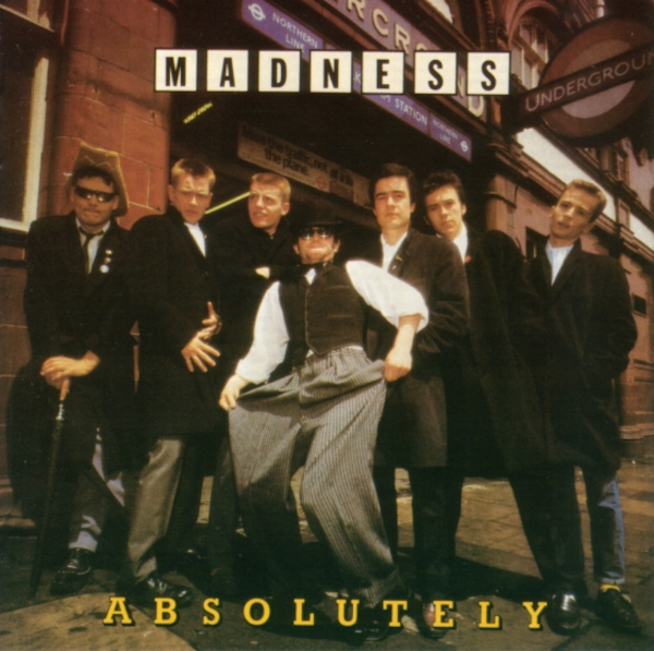 Madness Absolutely cover art