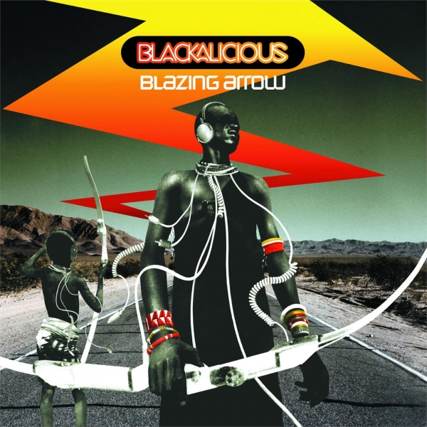 Blackalicious Blazing Arrow Cover Art