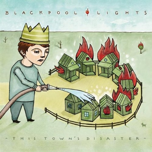 Blackpool Lights This Town's Disaster cover art