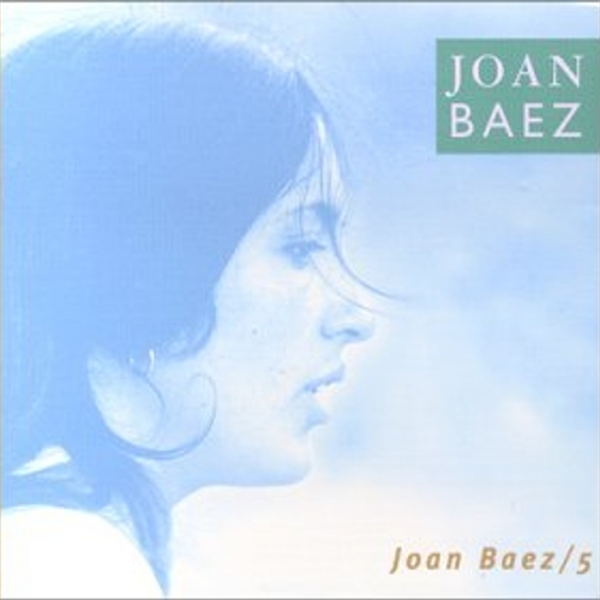 Joan Baez Joan Baez/5 cover art
