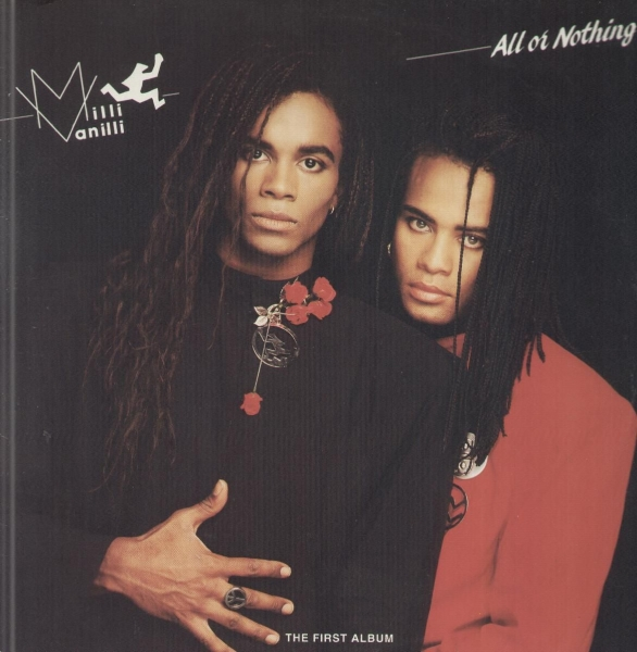Milli Vanilli All or Nothing Cover Art