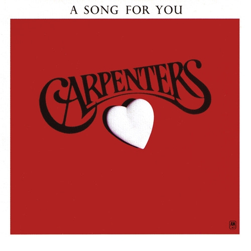 Carpenters A Song for You cover art
