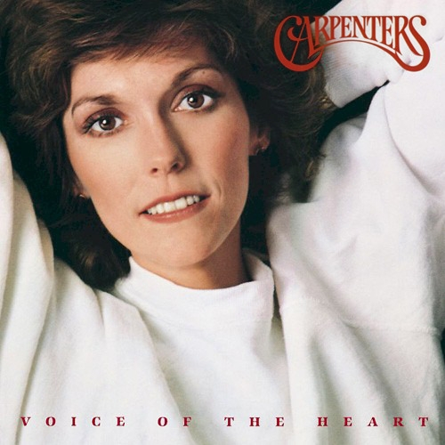 Carpenters Voice of the Heart cover art
