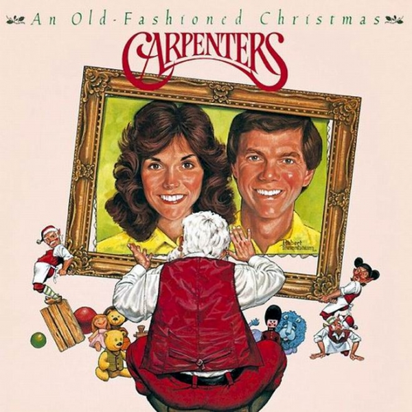 Carpenters An Old‐Fashioned Christmas cover art