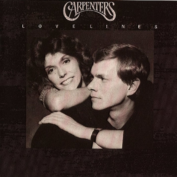 Carpenters Lovelines cover art