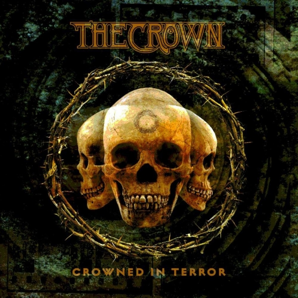 The Crown Crowned in Terror cover art