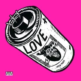 Love Battery Dayglo cover art