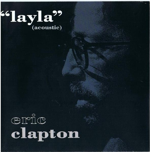Eric Clapton Layla (acoustic) cover art