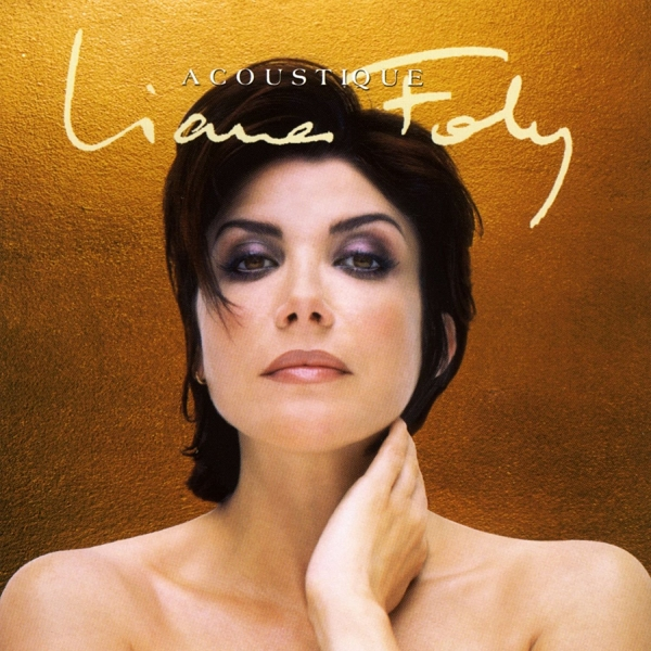 Liane Foly Acoustique Cover Art