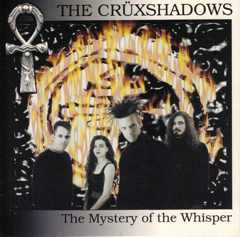 The Crüxshadows The Mystery of the Whisper cover art