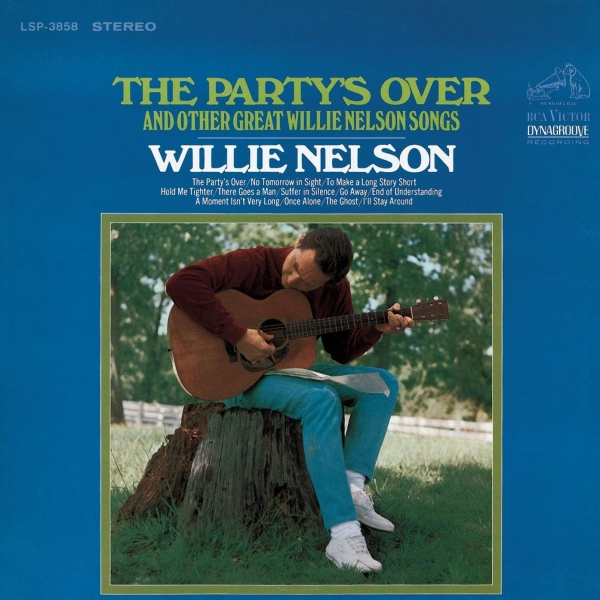 Willie Nelson The Party's Over and Other Great Willie Nelson Songs cover art