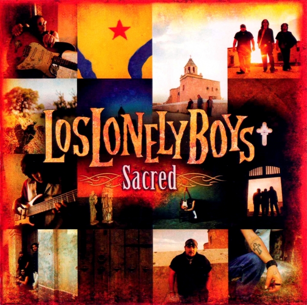 Los Lonely Boys Sacred cover art