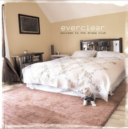 Everclear Welcome to the Drama Club cover art