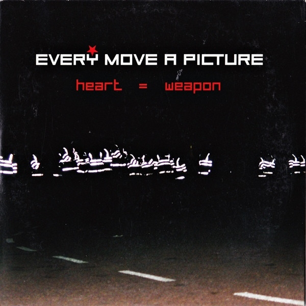 Every Move a Picture Heart=Weapon cover art