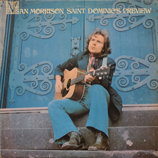 Van Morrison Saint Dominic's Preview cover art