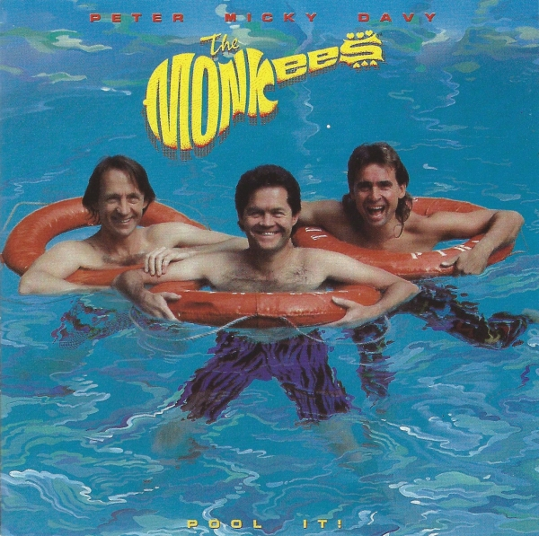 The Monkees Pool It! cover art