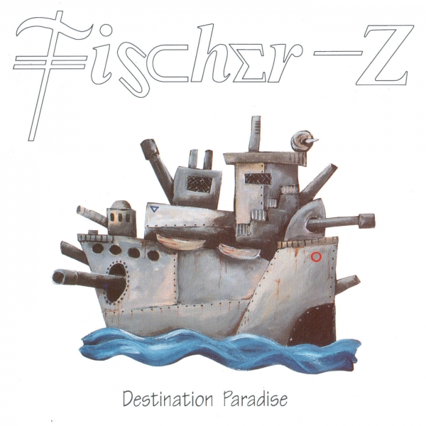 Fischer-Z Destination Paradise cover art