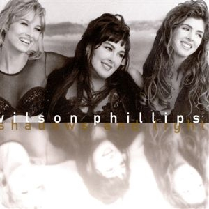 Wilson Phillips Shadows and Light cover art
