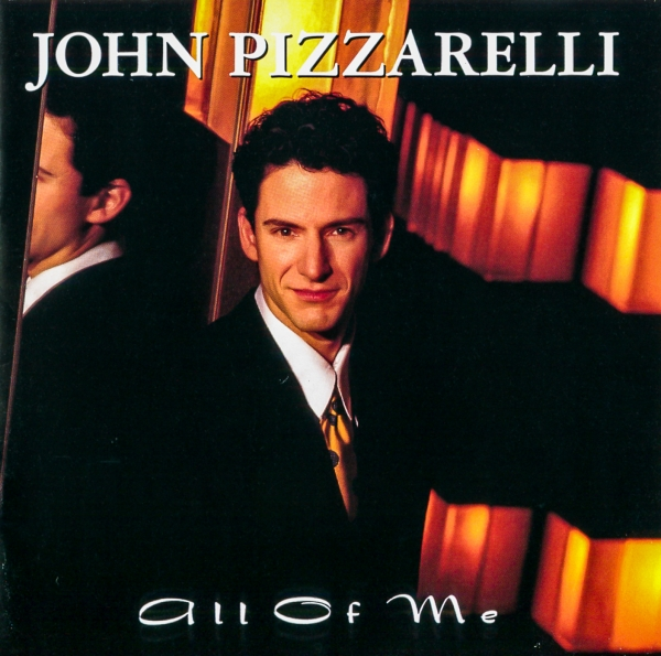 John Pizzarelli All of Me cover art