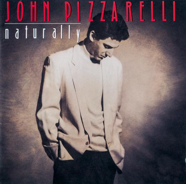 John Pizzarelli Naturally cover art