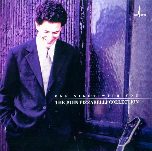 John Pizzarelli One Night With You - The John Pizzarelli Collection Cover Art