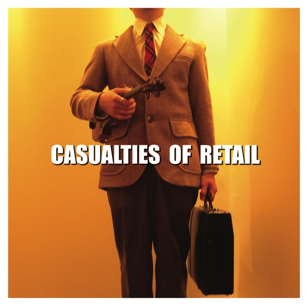 Enter the Haggis Casualties of Retail cover art