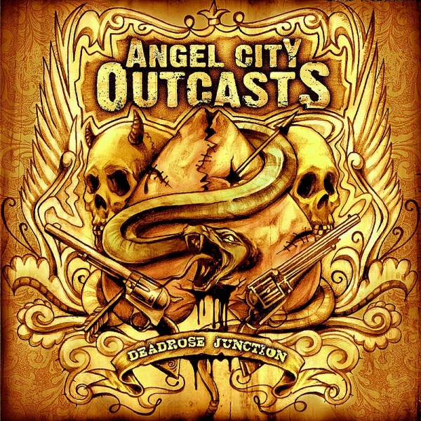 Angel City Outcasts Deadrose Junction cover art