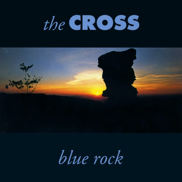 The Cross Blue Rock cover art