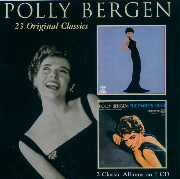 Polly Bergen Bergen Sings Morgan / The Party's Over Cover Art