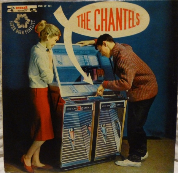 The Chantels The Chantels cover art