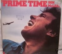 Don McLean Prime Time Cover Art