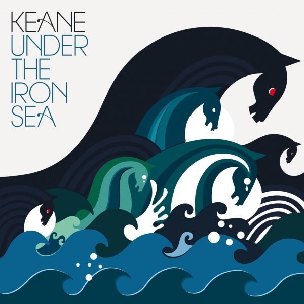 Keane Under the Iron Sea cover art