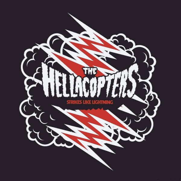 The Hellacopters Strikes Like Lightning cover art