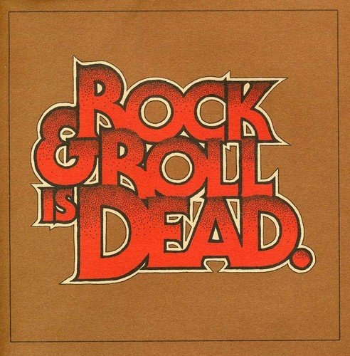 The Hellacopters Rock & Roll Is Dead Cover Art