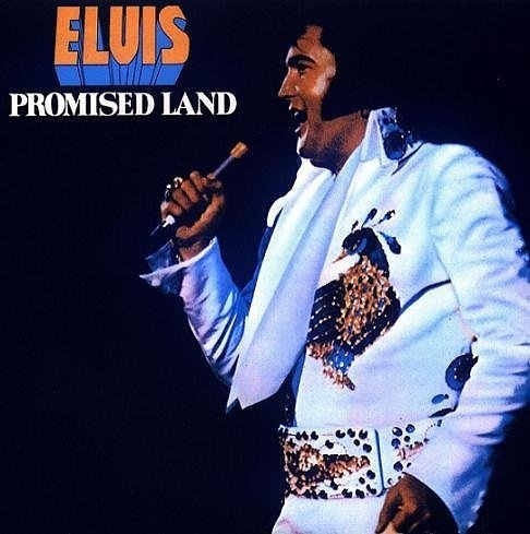 Elvis Presley Promised Land cover art