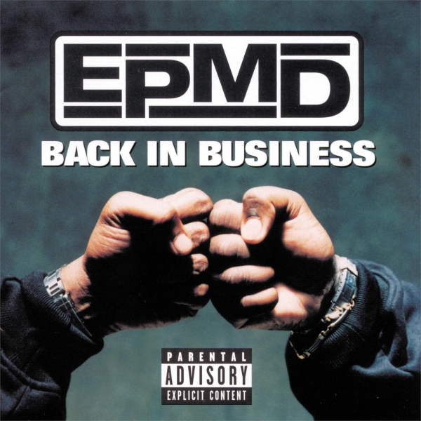 EPMD Back in Business cover art