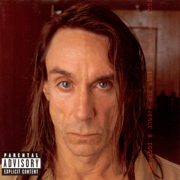 Iggy Pop Avenue B cover art