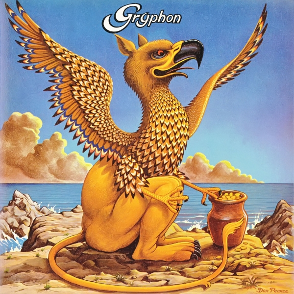 Gryphon Gryphon cover art