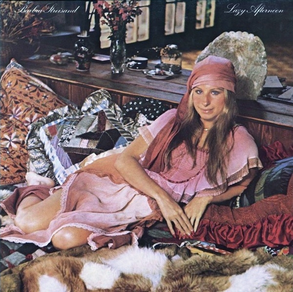 Barbra Streisand Lazy Afternoon cover art