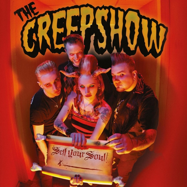 The Creepshow Sell Your Soul cover art