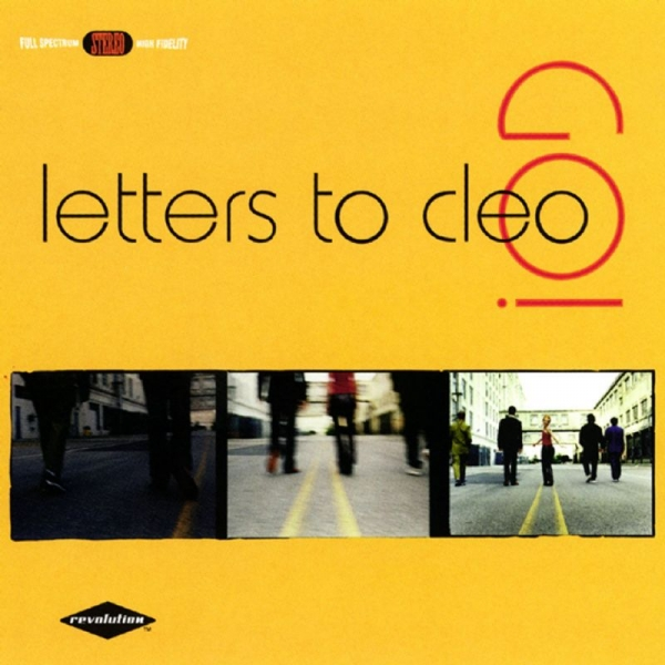 Letters to Cleo Go! Cover Art