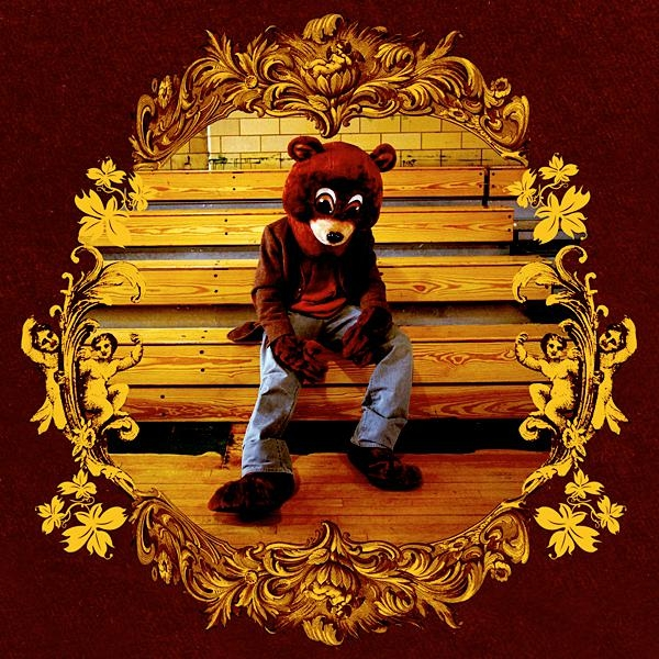 Kanye West The College Dropout cover art
