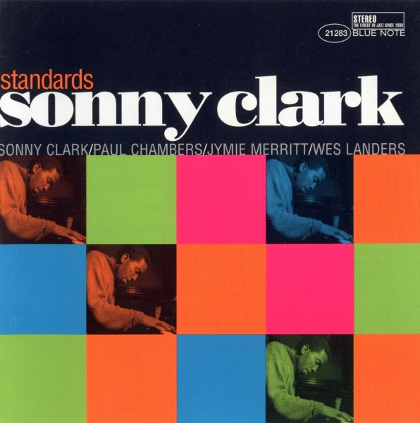 Sonny Clark Standards cover art