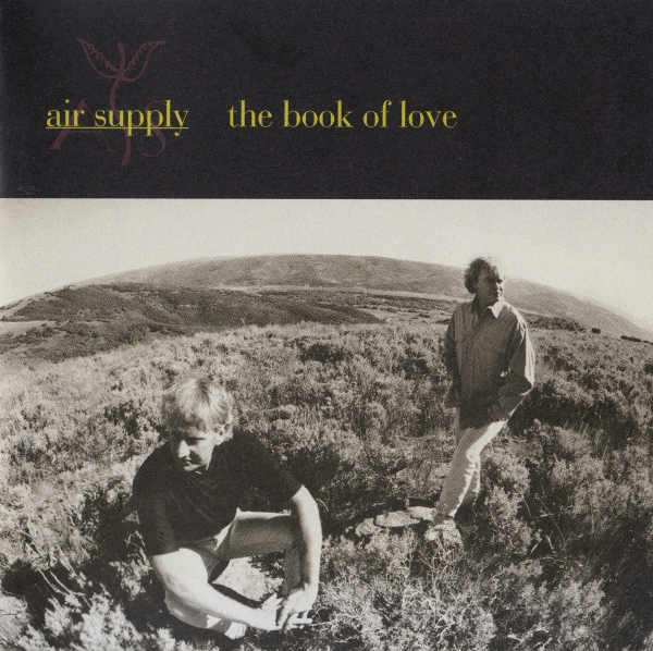 Air Supply The Book of Love cover art