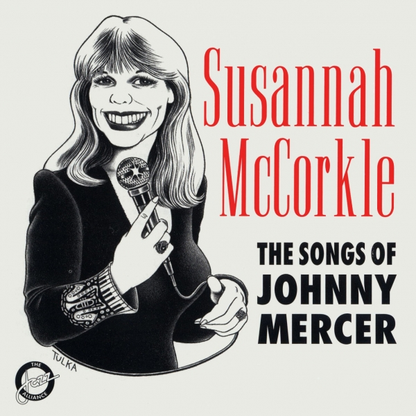 Susannah McCorkle The Songs of Johnny Mercer cover art